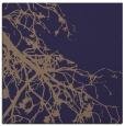 rug #529973 | square blue-violet rug