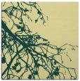 rug #530069 | square yellow natural rug