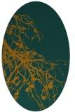 rug #530523 | oval natural rug