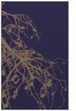 rug #530677 |  blue-violet rug