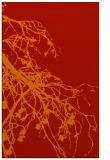 rug #530813 |  orange popular rug
