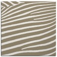rug #531625 | square beige animal rug