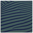 rug #531657 | square blue animal rug