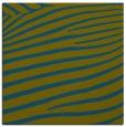 rug #531685 | square green animal rug