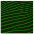 rug #531693 | square green animal rug