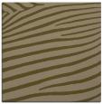 rug #531745 | square brown animal rug