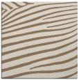 rug #531777 | square mid-brown animal rug