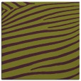 rug #531853 | square purple stripes rug