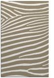 rug #532329 |  beige animal rug