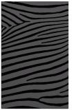 rug #532337 |  black animal rug