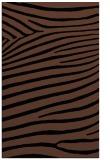 rug #532345    brown stripes rug