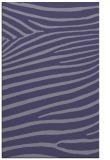 rug #532417 |  blue-violet stripes rug
