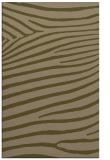 rug #532449 |  brown animal rug