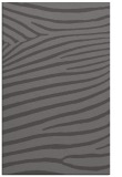 rug #532477 |  brown stripes rug