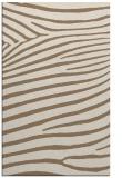 rug #532481 |  beige animal rug