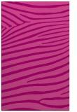 rug #532537 |  pink animal rug