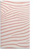 rug #532549 |  pink animal rug
