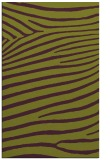 rug #532557 |  purple animal rug