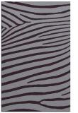 rug #532565 |  purple animal rug