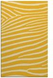 rug #532617 |  yellow animal rug