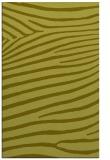 rug #532649 |  light-green animal rug