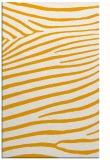 rug #532665 |  light-orange animal rug
