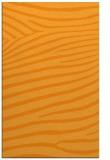 rug #532673 |  light-orange animal rug
