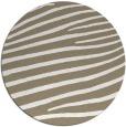 rug #532681 | round beige popular rug
