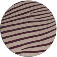 rug #532838   round animal rug