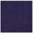 rug #535237 | square blue-violet animal rug