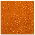 rug #535337   square orange animal rug