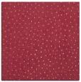 rug #535361   square pink animal rug