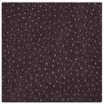 rug #535381 | square purple rug