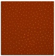 rug #535401 | square red-orange animal rug