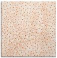 rug #535413 | square red-orange animal rug