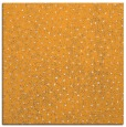 rug #535493 | square light-orange animal rug
