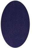 rug #535525 | oval pink popular rug