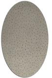rug #535677 | oval purple animal rug