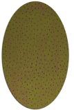 rug #535726 | oval animal rug