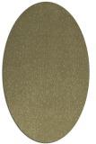rug #535821   oval light-green animal rug
