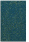 rug #535909 |  blue-green animal rug
