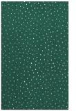 rug #535981 |  blue-green animal rug