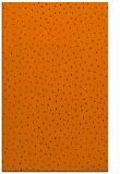 rug #536037 |  red-orange animal rug