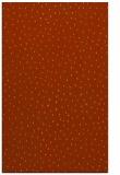 rug #536105 |  red-orange animal rug