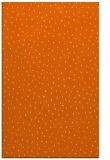 rug #536109 |  red-orange animal rug