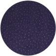 rug #536297 | round purple animal rug