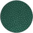 rug #536333   round green animal rug