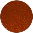 rug #536457   round red-orange animal rug