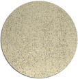 rug #536493 | round yellow animal rug
