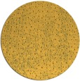 rug #536505 | round light-orange animal rug